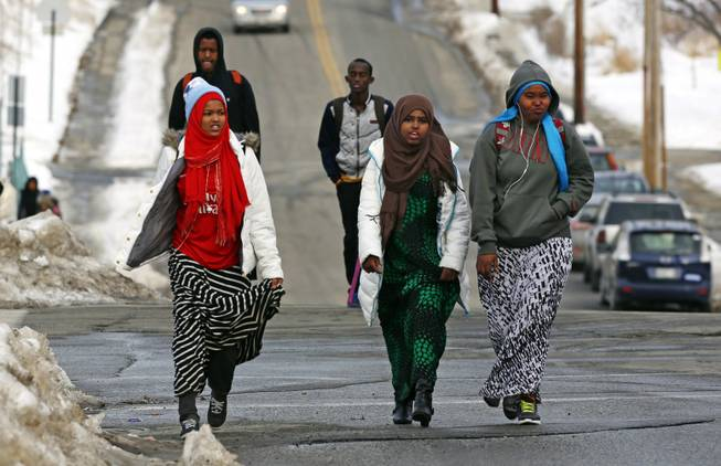 Image result for somalis in maine