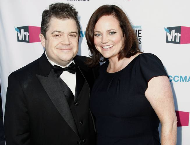 Patton Oswalt Credits Late Wife In Golden State Killer