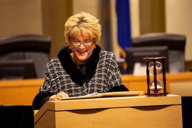 Las Vegas mayor blasts 30-day shutdown, claims coronavirus is ...