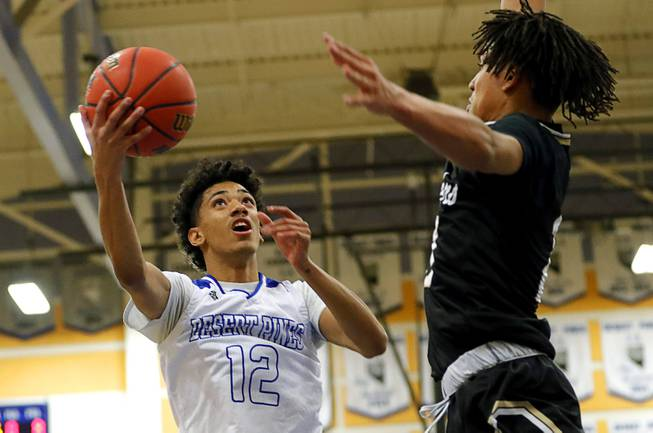 Desert Pines Beats Faith Lutheran for Mountain Region Title