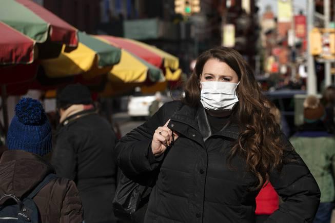 What you need to know about coronavirus - Las Vegas Sun Newspaper