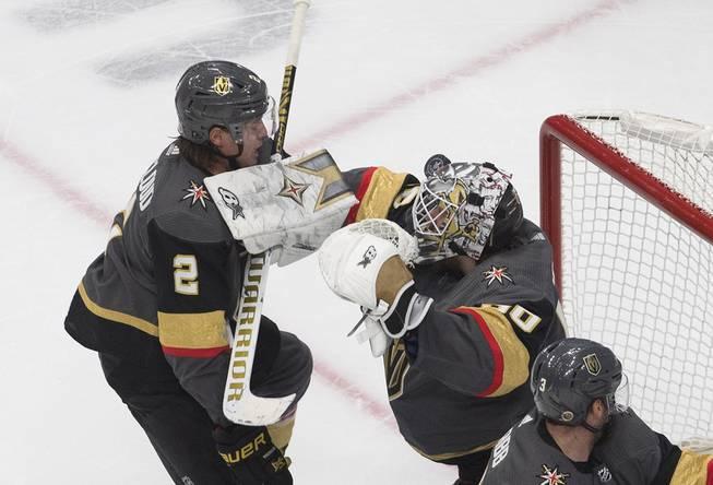 Golden Knights Beat Chicago Blackhawks 4-1