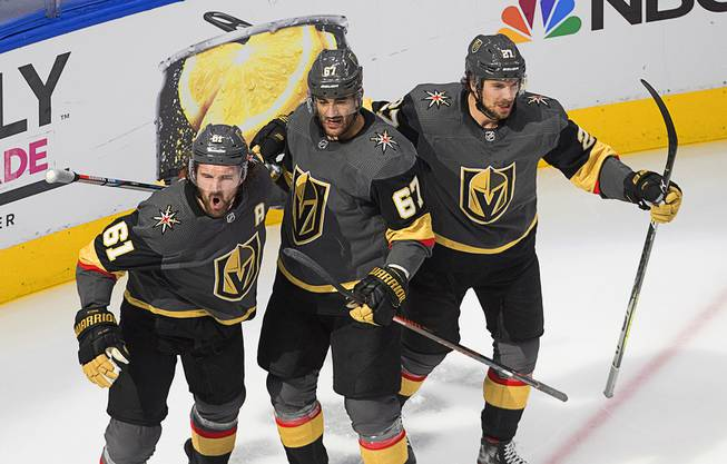 Golden Knights Advance to Second Round