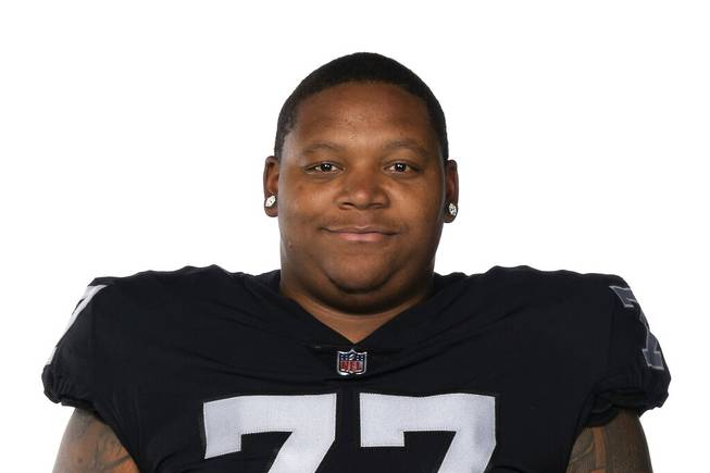 Raiders Trent Brown