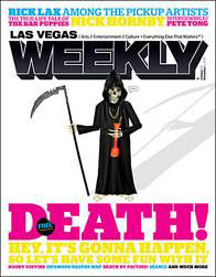 Las Vegas Weekly death issue