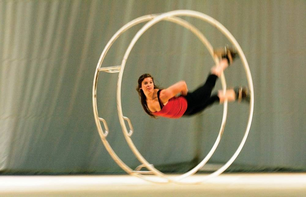 Cirque Du Soleil Auditions Bring Out The Fun And Flexible