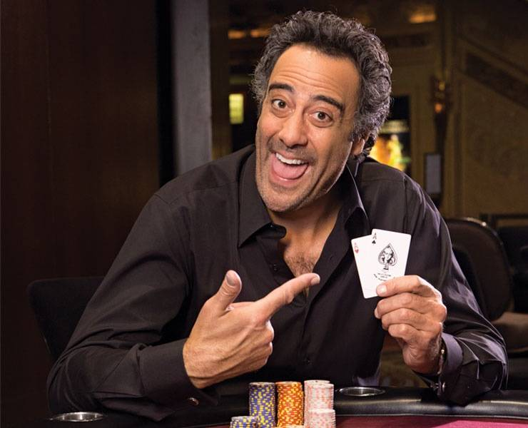 Best Comedy Club Brad Garrett S Comedy Club Las Vegas