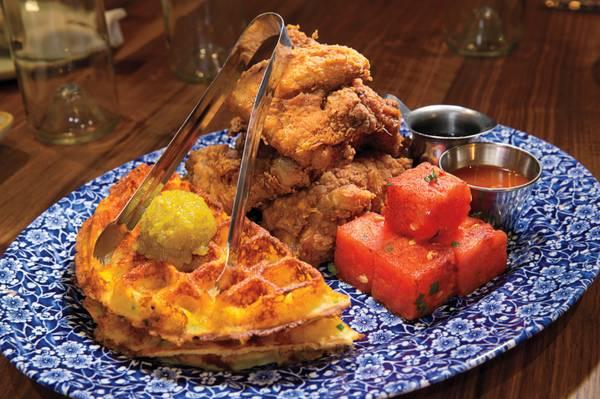 fly table cuisine