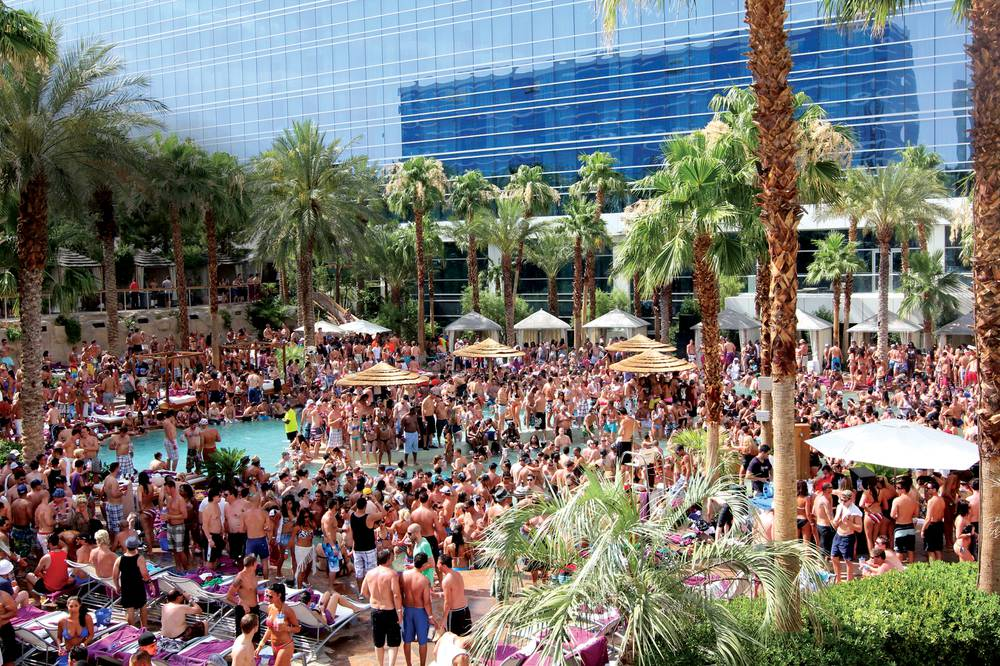Fifteen years ago, Rehab at the Hard Rock Hotel changed