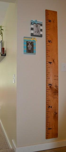 Metro e misura altezza per bambini