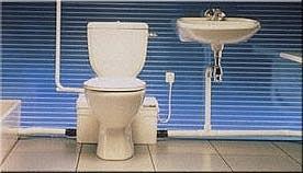 Sostituire il WC WaterCloset