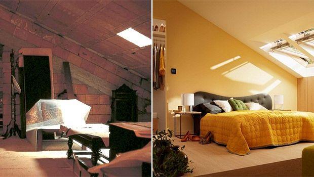 Ristrutturare un sottotetto o una soffitta