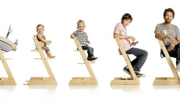 Sedie evolutive e seggioloni per bambini