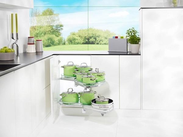 Cucine ad angolo soluzioni