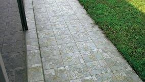 Piastrelle Per Esterno Napoli Pavimenti per esterni carrabili Stock piastrelle materiali edili