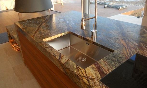 Alternativa al marmo in cucina