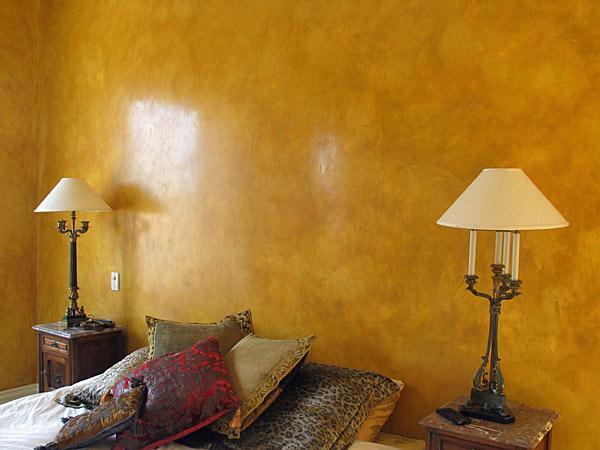 Come applicare la gamma di colori da vivere colorevolution per far belle le pareti di casa. Tecnica Dello Spatolato