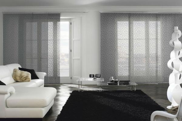 In questo post ti descrivo tutte le tipologie di tende per interni moderne. Tende Soggiorno Come Sceglierle