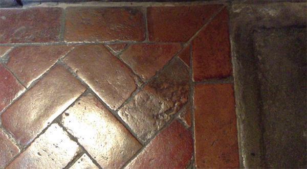 Recupero di pavimentazioni antiche