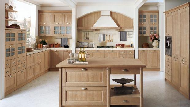 Cucina classica modello giorgia di mondo convenienza. Cucine Classiche Rustiche E In Legno Modelli E Caratteristiche