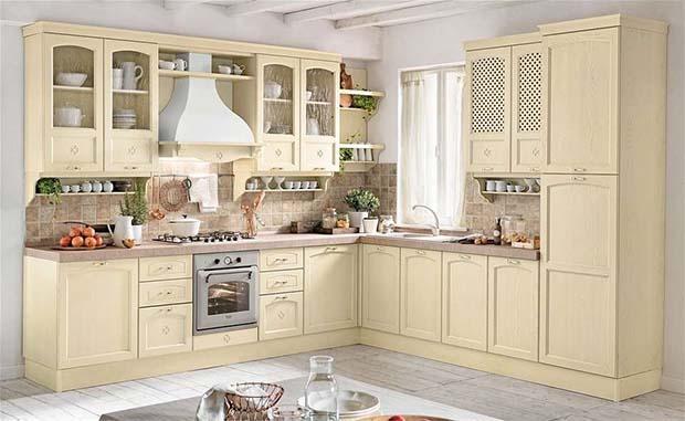Cucine classiche rustiche e in legno modelli e