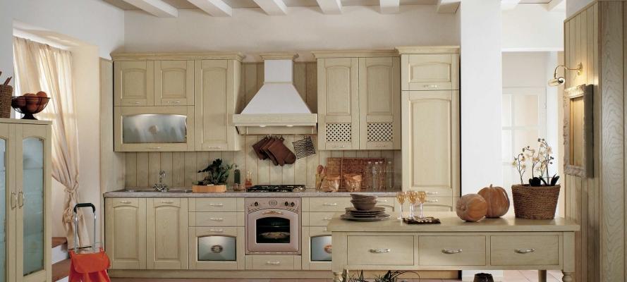 Cucine classiche rustiche e in legno modelli e caratteristiche