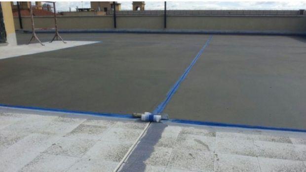 Impermeabilizzare un terrazzo senza demolire