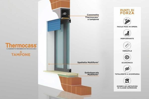 Il sistema cassonetto in pvc, della schüco, si caratterizza per le eccellenti proprietà di isolamento termico e acustico, l'eleganza e la modularità della soluzione. Cassonetti Per Avvolgibile