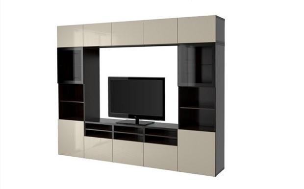 Soggiorno Ikea Besta Tofta Soggiorno ikea besta soggiorni componibili planner con mobili e Tv