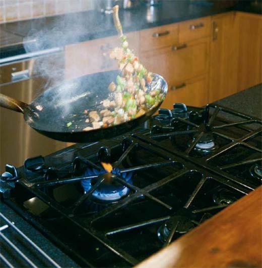 Foto  Riparazione cucina a gas fai da te