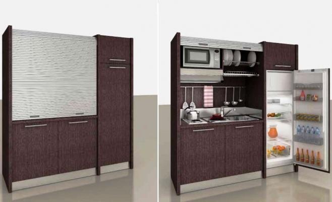 Mini Cucine Per Monolocali  Idee Per La Casa