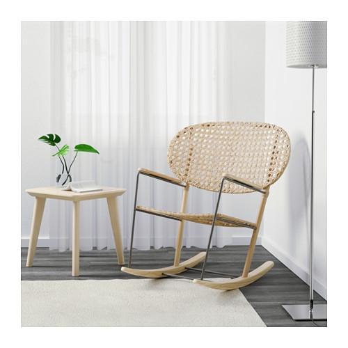 wicker rocking chair teak steamer chairs canada foto - poltrone ikea: modelli e abbinamenti
