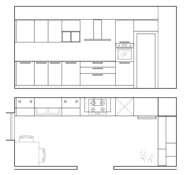 Disegnare Una Cucina Componibile