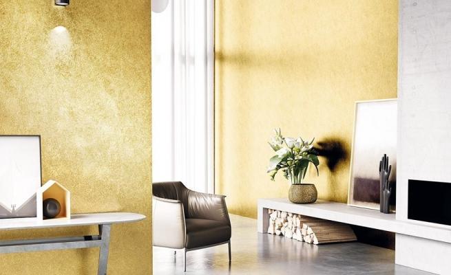 Colorificio oggioni di laura lepri & Pittura Effetto Metallizzato Per Interni