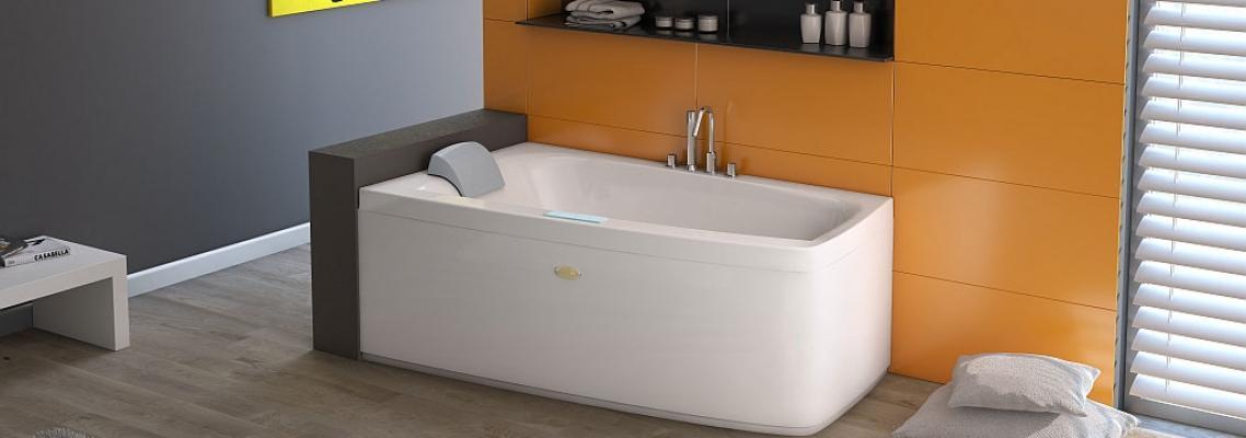 Progettare una vasca da bagno