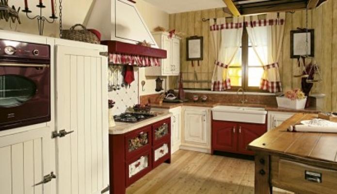Carmen è la cucina classica perfetta per chi ama lo stile country chic. Caratteristiche Delle Cucine Classiche E Tradizionali
