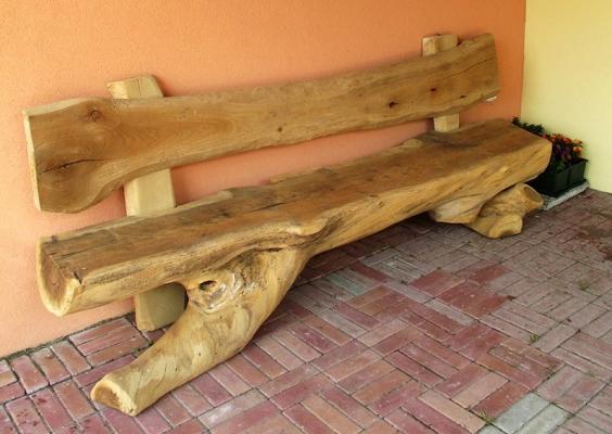 Panca in legno fai da te
