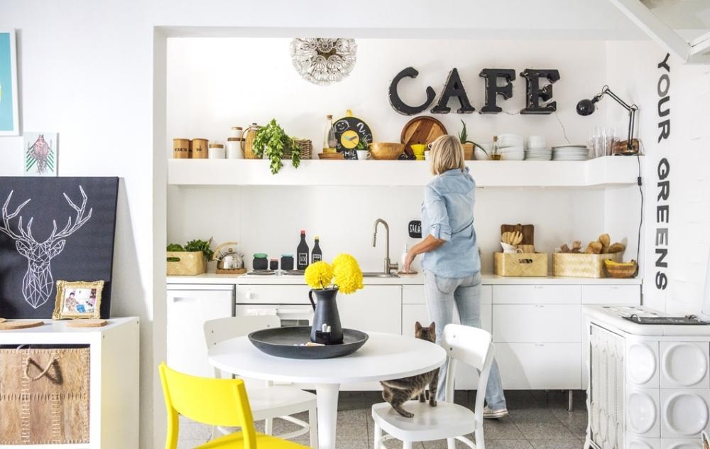 Come arredare cucina e soggiorno open space per un ambiente di stile e funzionale. Foto Soggiorno Con Angolo Cottura 15 Mq