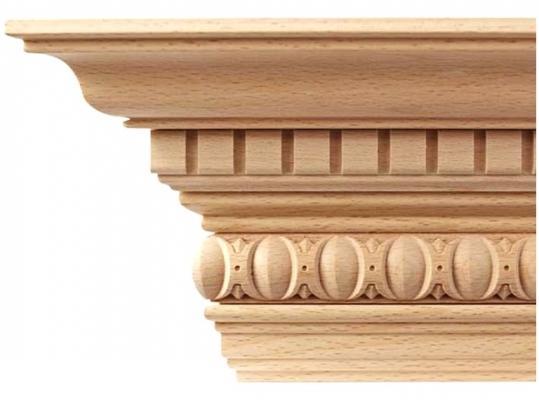 Cornici Decorative In Legno Per Mobili Cornice decorativa per soffitti in legno negozio online