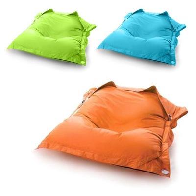 Cuscini da pavimento colorati e di design