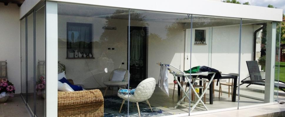 Ampliare abitazione con veranda su terrazzo