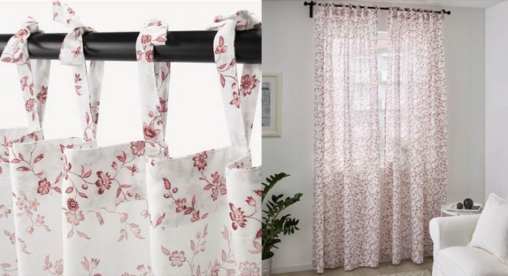 Ottima idea per personalizzare una sala da pranzo o una zona living sensibile alle estetiche classiche. Tessuti Per Tende
