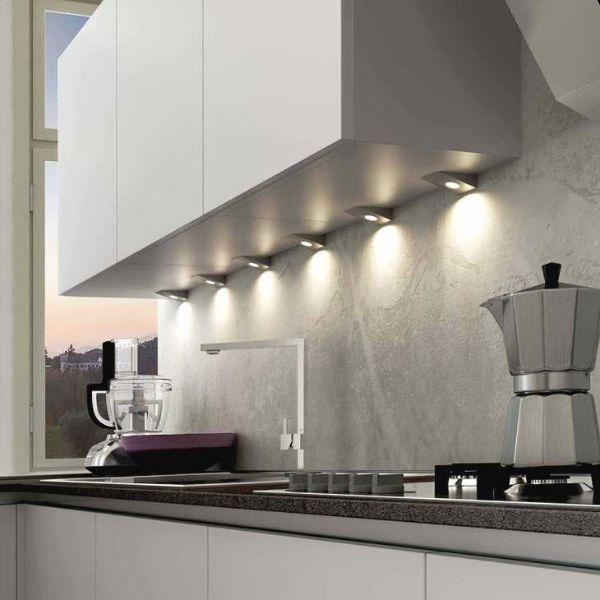 Tecniche di illuminazione cucina