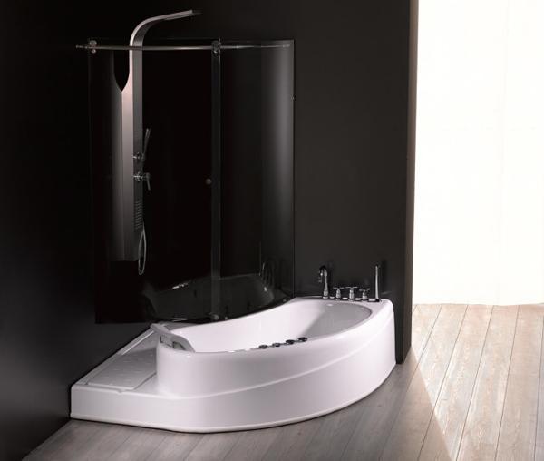 Vasche angolari