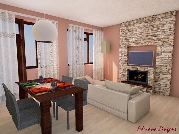 Detta anche wall system, la parete attrezzata è un elemento d'arredo componibile per il soggiorno che per versatilità,. Biocamino E Tv Su Parete Attrezzata