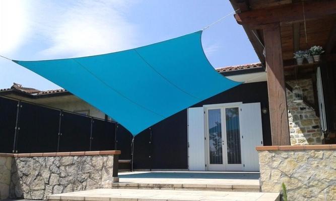 Tedgem tende da sole per esterno, vela ombreggiante,tenda a vela. Vele Ombreggianti Per Il Giardino