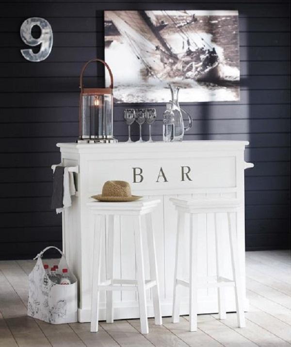 Prendete spunto dalle nostre idee per un angolo bar in casa! Bar Corner In The House