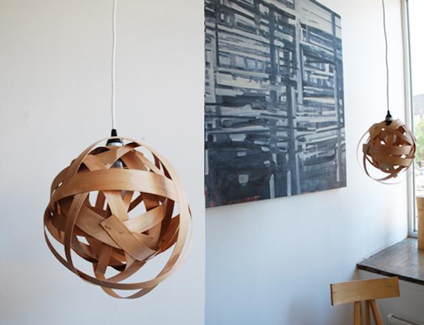 Tavolino legno fai da te; Lampadari Fai Da Te Con Materiali Di Recupero