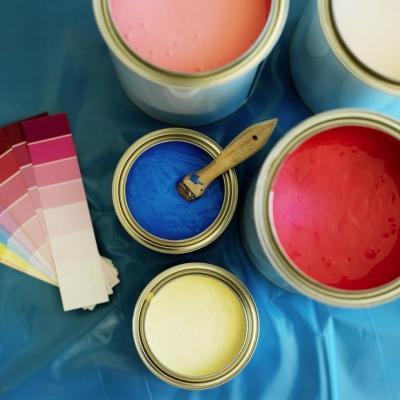 Tinteggiare pareti e soffitto