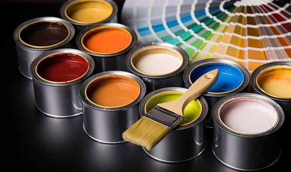 Sono quindi più indicati per lavori all'interno delle abitazioni e hanno il. Pittura Ad Acqua Usi Per L Esterno E Per L Interno